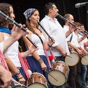 Txistu, País Basco