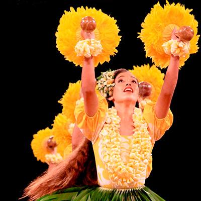 Uli uli, Hawaii