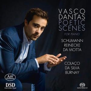 Vasco Dantas, Poetic Scenes