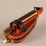 Vielle à roue, viela de roda, Musées de Grasse, França