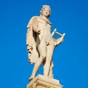 Os deuses da Grécia Antiga