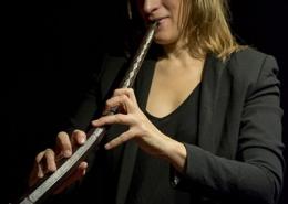 Corneta, cornet à bouquin, Eva Godard, Philharmonie de Paris