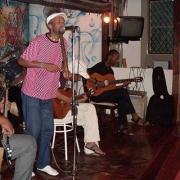 Ferrinho, Gino Branco, Cabo Verde