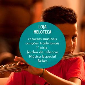 Meloteca, recursos musicais criativos para crianças, professores e educadores