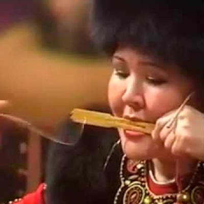 Temir komuz, harpa de boca, Quirguistão