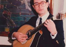Alcino Frazão, guitarra portuguesa, Parede, Cascais