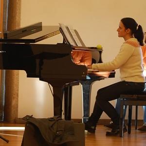 Ana Filipa Sousa, piano