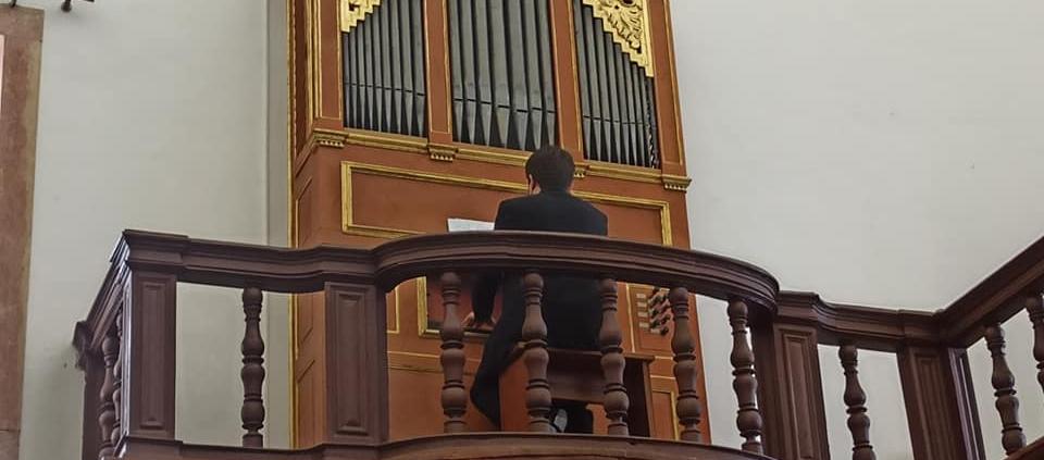 Torres Vedras: O órgão Histórico da Igreja da Misericórdia