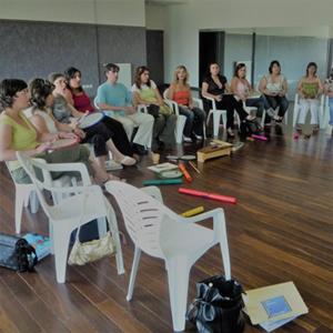 Formação no Teatro de Vila Real