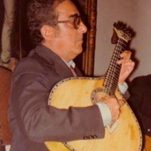 Francisco Carvalhinho, guitarra portuguesa, músico de Lisboa