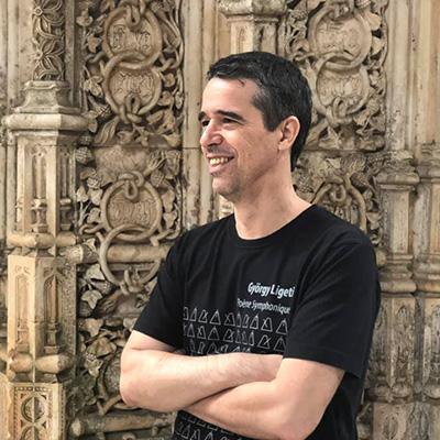 João Pedro Oliveira, compositor