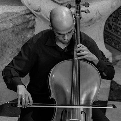 João Pinto da Costa, violoncelo