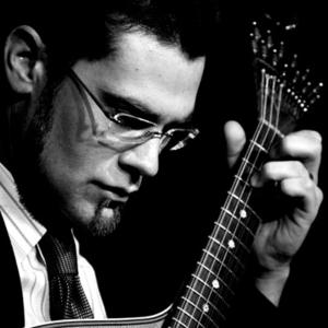 Marco Miranda, guitarra portuguesa, músico de Lisboa