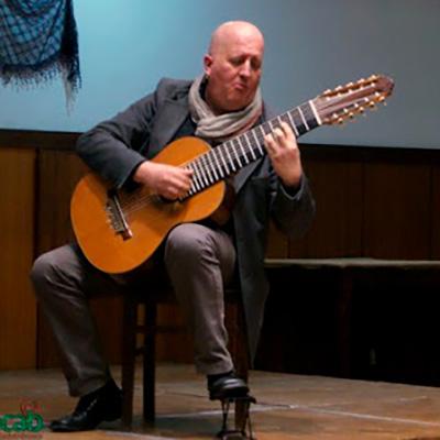 Miguel Carvalhinho, guitarra clássica