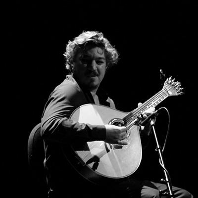 Pedro de Castro, guitarra portuguesa