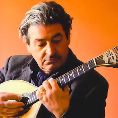 Sidónio Pereira, guitarra portuguesa