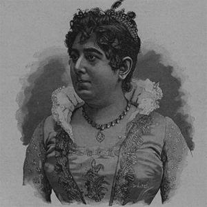 Augusta Cruz, cantora lírica nascida em Viseu