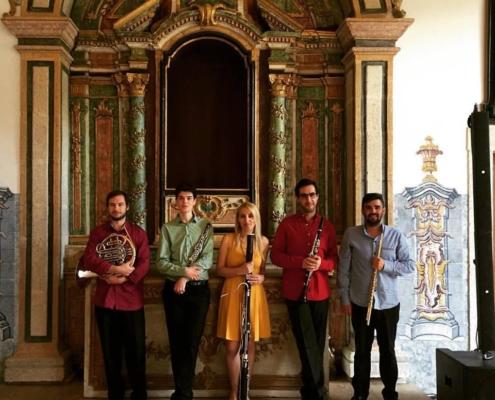 Harawi Ensemble, agrupamento estabelecido em Braga