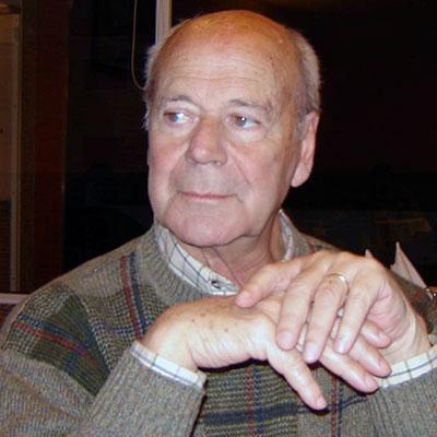 Justiniano Canelhas, pianista, membro do Quarteto do Hot Clube de Portugal
