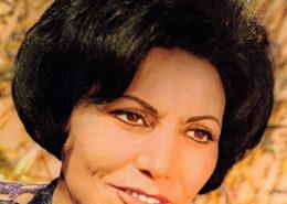 Maria Pereira, fadista, natural de Vila Nova de Cerveira