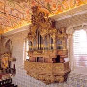 Órgão da Capela de São Miguel da Universidade de Coimbra