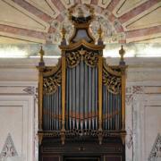 Órgão da Igreja de São Pedro, Ponta Delgada, Terceira, Açores