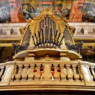 Órgão da Igreja de São Roque, Lisboa