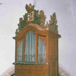 Órgão da igreja matriz de Alvito