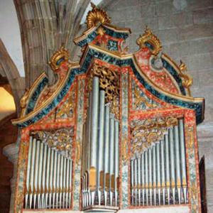 Órgão da Igreja Matriz de Torre de Moncorvo