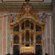 Órgão da Sé de Castelo Branco Oficina e Escola de Organaria, de Pedro Guimarães e Beate von Rohden