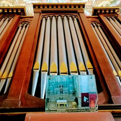 Órgão histórico da Sé de Santarém