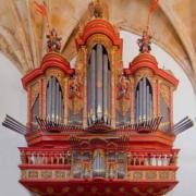 Órgão da Sé de Faro, tribuna