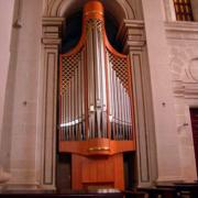 Grande órgão da Sé de Leiria