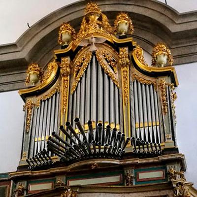 Órgão da igreja da Misericórdia de Viseu