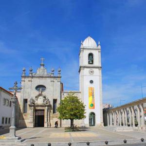 Sé de Aveiro, antigo convento de São Domingos