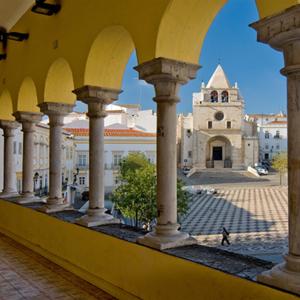 Sé de Elvas, antiga, igreja de Nossa Senhora da Assunção