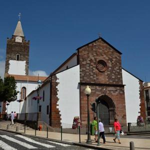Órgão histórico da Igreja do Colégio, Funchal