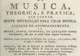 Frei Domingos de São José Varela, musicólogo e organista de Vizela