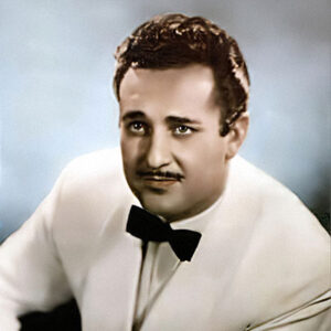 Alberto Ribeiro, tenor, fadista e ator natural de Valongo