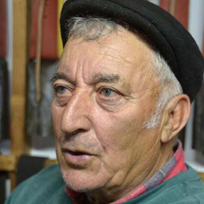 António Ferreira da Costa, chocalheiro de Angra do Heroísmo
