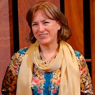 Áurea Guerner, harpista e pedagoga