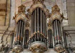 Órgão Manuel de Sá Couto do Santuário do Bom Jesus, Braga