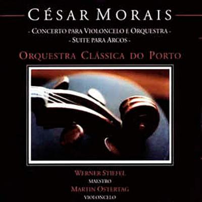 César Morais, compositor e pedagogo natural de Canelas, Gaia
