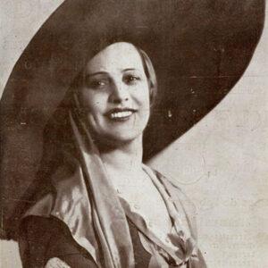 Corina Freire, cantora natural de Silves