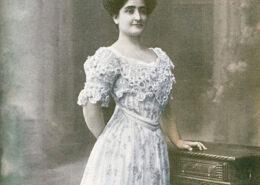Elisa de Sousa Pedroso, pianista e musicóloga natural de Vila Real