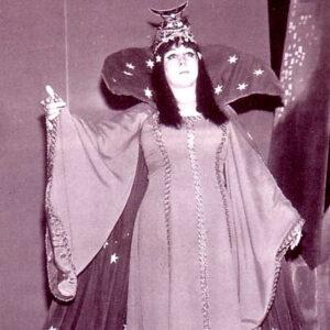 Elizete Bayan, soprano, natural de Viseu