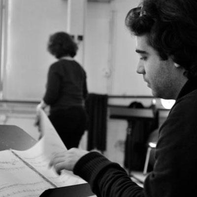 Hugo Ribeiro, compositor