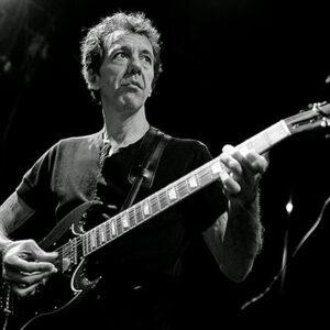 Nuno Rebelo, guitarrista e compositor natural de Torres Vedras