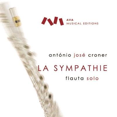 António José Croner, flautista e compositor