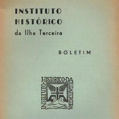 Boletim do Instituto Histórico da Ilha Terceira